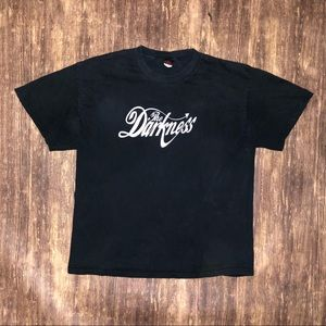 The Darkness Band Tee